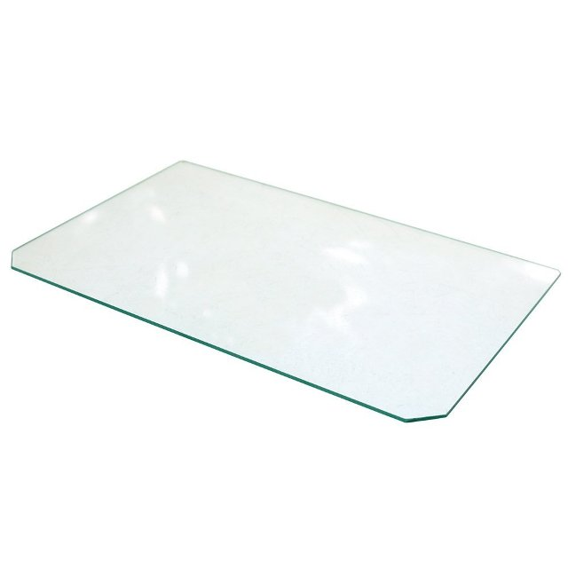 AI 075587 - Полка стекло к холодильникам Indesit, Ariston (Индезит, Аристон)