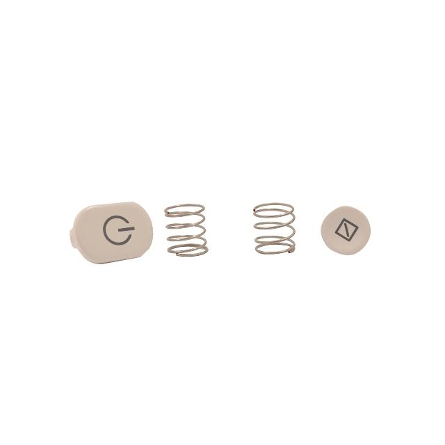 AI 110116 - Кнопка включения к стиральным машинам Indesit, Ariston (Индезит, Аристон)