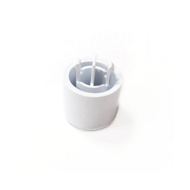 AI 115772 - Кнопка ВКЛ/ВЫКЛ к стиральным машинам Indesit, Ariston (Индезит, Аристон)