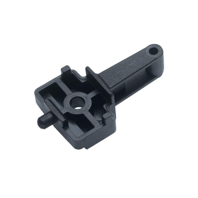 AI 138780 - Крючок двери (замок дверцы) к микроволновым печам, СВЧ Indesit, Ariston (Индезит, Аристон)