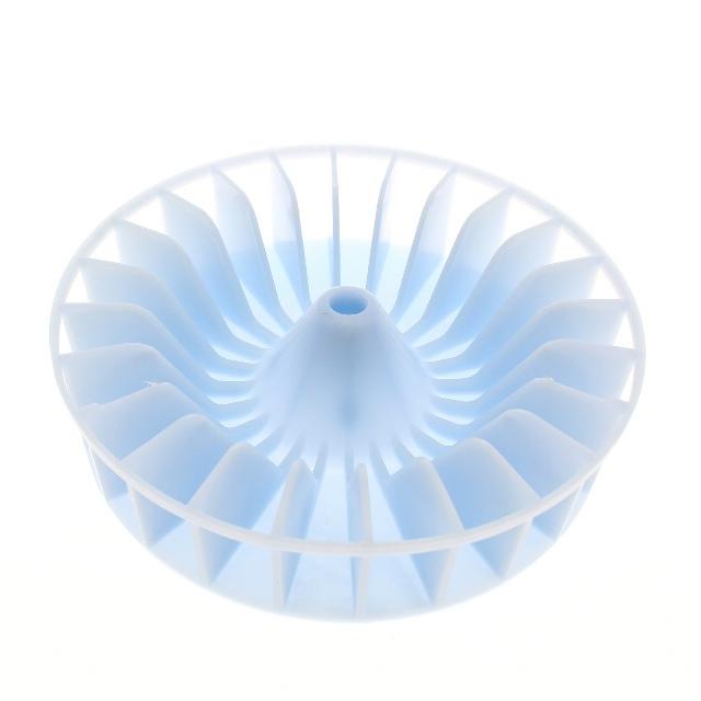 AI 208040 - Крыльчатка вентилятора к сушильным шкафам Indesit, Ariston (Индезит, Аристон)