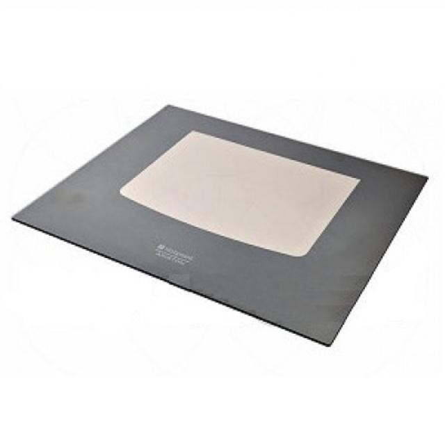 AI 258788 - Внешнее стекло двери духовки к плитам, варочным поверхностям, духовым шкафам Indesit, Ariston (Индезит, Аристон)
