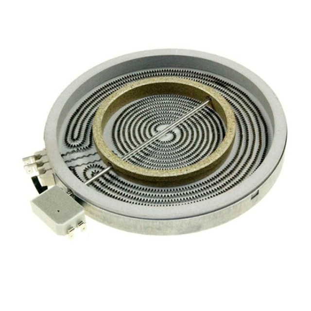 AI 264701 - Конфорка для стеклокерамики D200/1700W/700W к плитам, варочным поверхностям, духовым шкафам Indesit, Ariston (Индезит, Аристон)