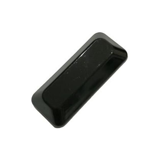AI 290731 - Заглушка отверстия черная к плитам, варочным поверхностям, духовым шкафам Indesit, Ariston (Индезит, Аристон)