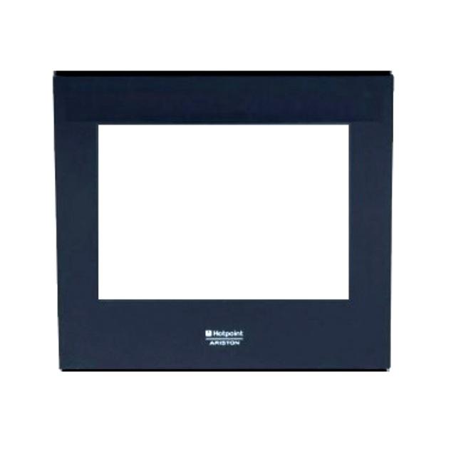 AI 304977 - Внешнее стекло двери духовки к плитам, варочным поверхностям, духовым шкафам Indesit, Ariston (Индезит, Аристон)