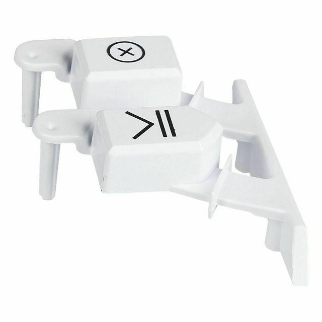 AI 309727 - Клавиша кнопки 481010731859 к стиральным машинам Indesit, Ariston (Индезит, Аристон)