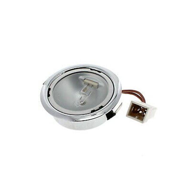 AI 311730 - Плафон с лампой ( 20W 12V ) зам.481913448538 к вытяжкам Indesit, Ariston (Индезит, Аристон)