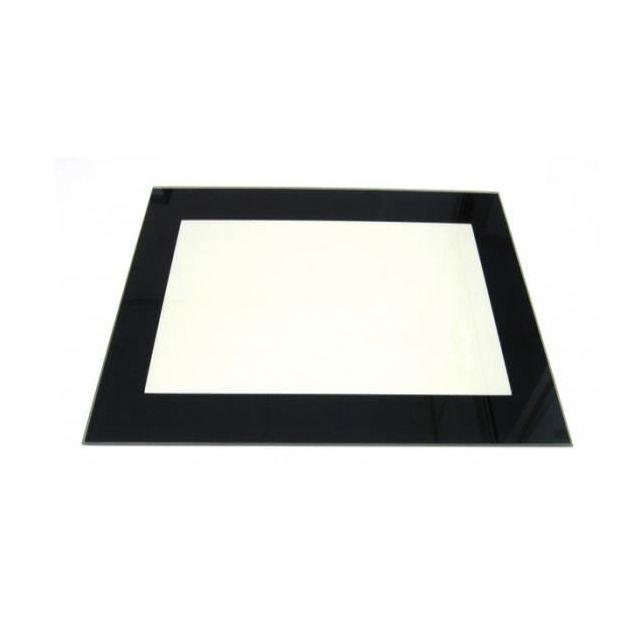 AI 385305 - Внутреннее стекло двери духовки к плитам, варочным поверхностям, духовым шкафам Indesit, Ariston (Индезит, Аристон)