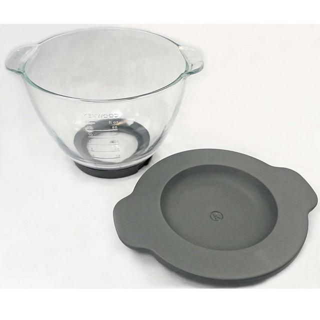 AW20000008 - Чаша KAT550GL к кухонным комбайнам Kenwood (Кенвуд)