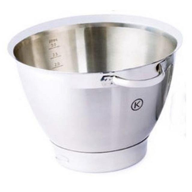 AW20011019 - Чаша KAT530SS к кухонным комбайнам Kenwood (Кенвуд)