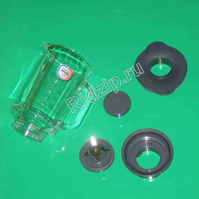 AWAT358001 - Термостойкий стеклянный блендер AT358 НЕ ПОСТАВЛЯЕТСЯ к кухонным комбайнам Kenwood (Кенвуд)