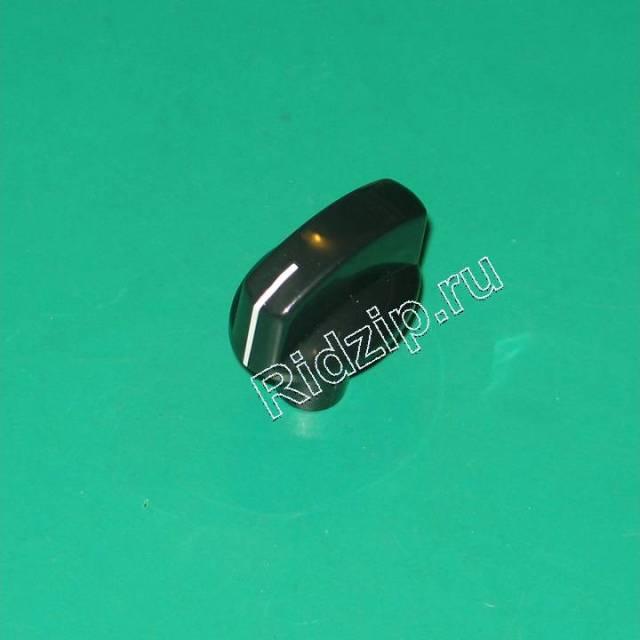 BK 250151552 - Ручка черная к плитам, варочным поверхностям, духовым шкафам Beko (Беко)