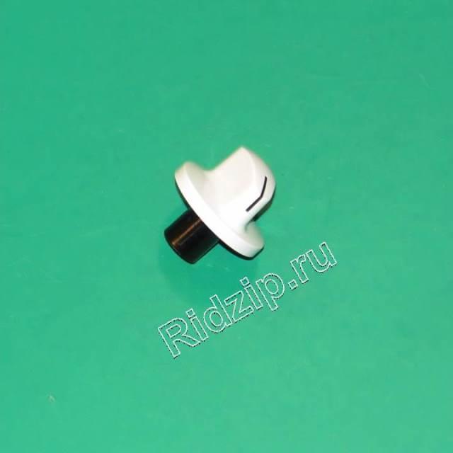 BK 250910094  - Ручка белая к плитам, варочным поверхностям, духовым шкафам Beko (Беко)