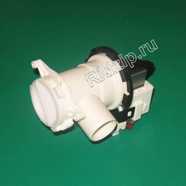 BK 2863200900 - Насос сливной ( помпа ) с улиткой к стиральным машинам Beko (Беко)