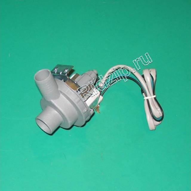 BK 9191178156 - Насос сливной ( помпа ) с улиткой к стиральным машинам Beko (Беко)