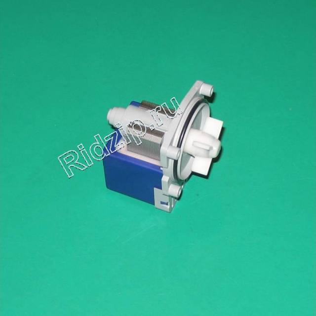 BO5422 - Насос сливной ( помпа ) 4 винта кубик 33W к стиральным машинам Разных фирм (Разных фирм)