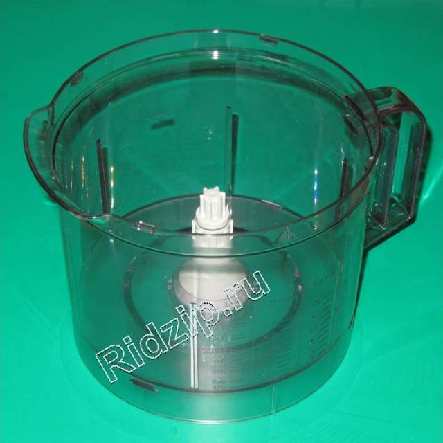 BR 3210652   - Чаша  основная  со штоком   объем 1.5 литра  к кухонным комбайнам Braun (Браун)