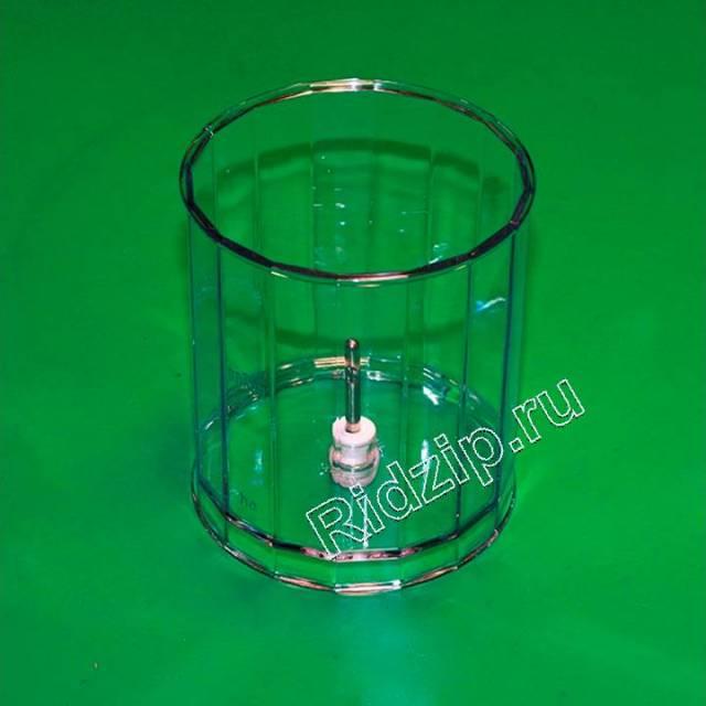 BR 4188639 - Стакан ( чаша ) пластик к блендерам Braun (Браун)