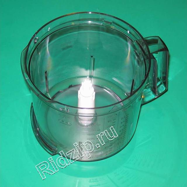 BR 7322010204 - Чаша  к кухонным комбайнам Braun (Браун)