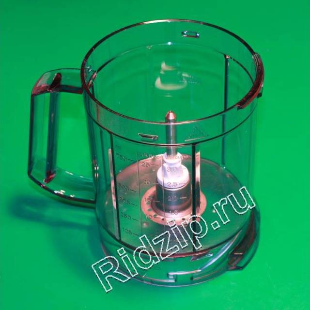 BR 7322010214 - Чаша к кухонным комбайнам Braun (Браун)