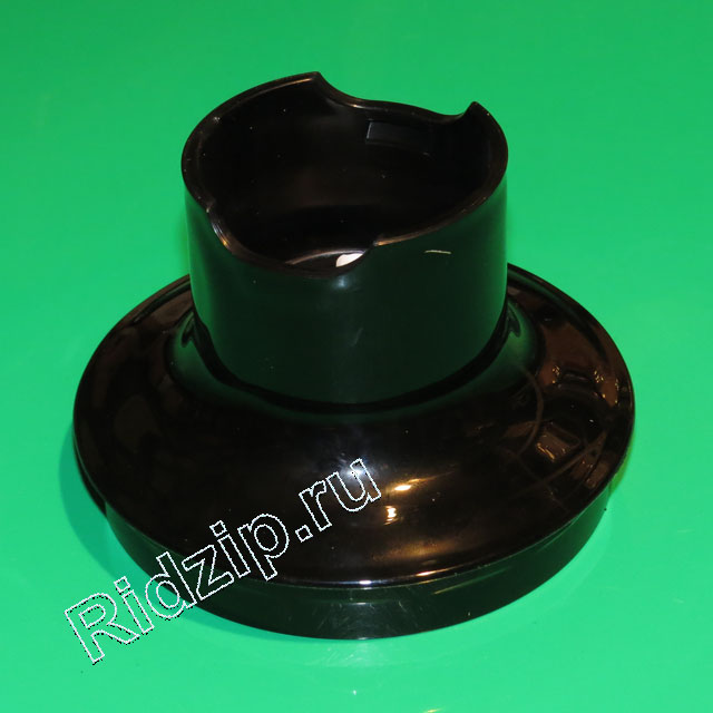 BR 7322115434 - BR 7322115434 Крышка-редуктор для малой чаши измельчителя ёмкостью 350 мл. Цвет чёрный. к блендерам Braun (Браун)
