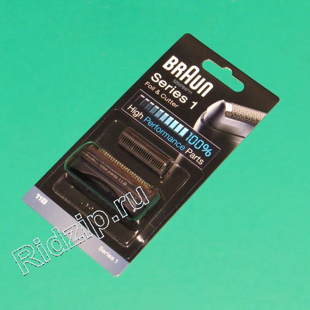 BR 81387933 - Сетка + нож 11B к бритвам Braun (Браун)