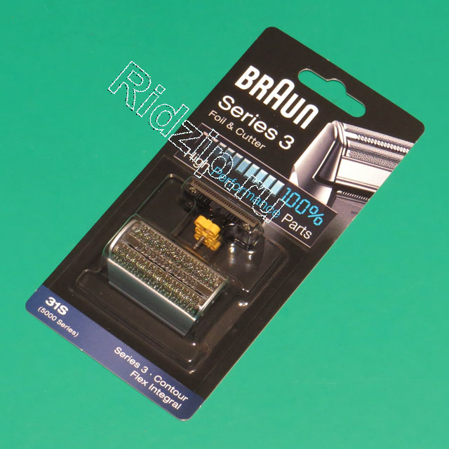 BR 81387940 - Сетка + режущий блок к бритвам Braun (Браун)