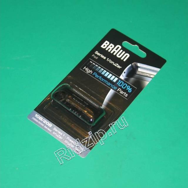 BR 81392188 - Br 81392188 Сетка1000 Series  10B  (цвет черный) к бритвам Braun (Браун)