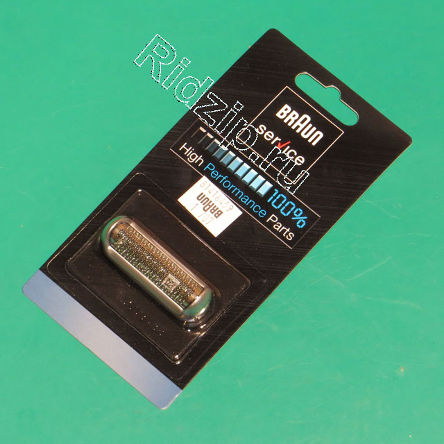 BR 81416459 - Сетка бритвы Pocket Go (5s) к бритвам Braun (Браун)