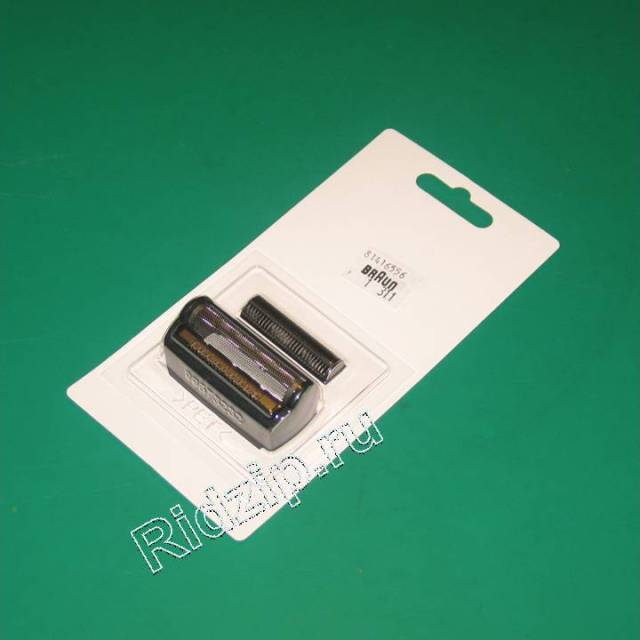 BR 81416556 - Сетка + Нож  Interface / Interface Excel (3000) к бритвам Braun (Браун)