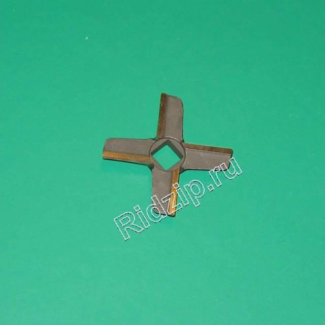 BSZM 755469 - Нож односторонний № 8 к мясорубкам Zelmer (Зелмер)