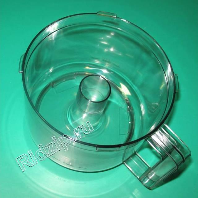 BS 085280 - Чаша основная к кухонным комбайнам Bosch, Siemens, Neff, Gaggenau (Бош, Сименс, Гагенау, Нефф)