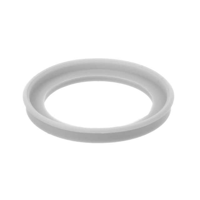 BS 10003446 - Уплотнитель шнека белый, для MFW45.20 к мясорубкам Bosch, Siemens, Neff, Gaggenau (Бош, Сименс, Гагенау, Нефф)