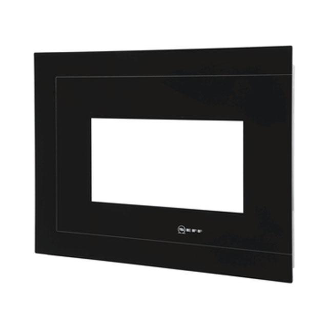 BS 11002325 - Фронтальное стекло к микроволновым печам, СВЧ Bosch, Siemens, Neff, Gaggenau (Бош, Сименс, Гагенау, Нефф)