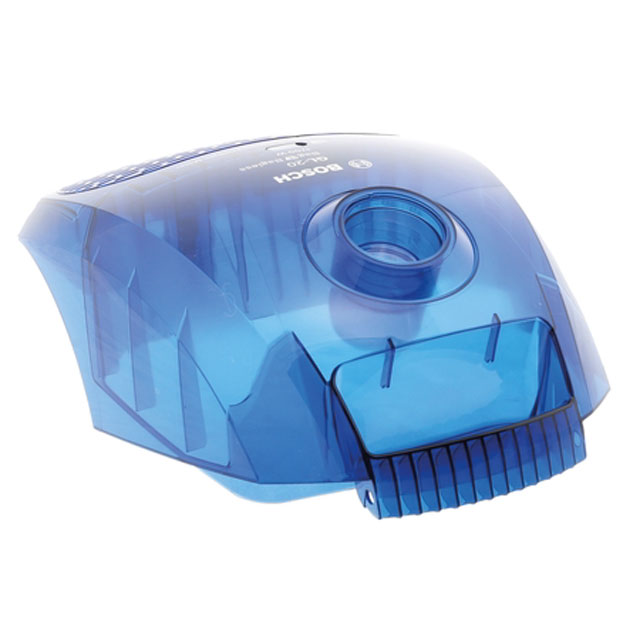 BS 11010246 - BS 11010246 Крышка отсека для пылесборника, голубая/прозрачная, для BGN21.. к пылесосам Bosch, Siemens, Neff, Gaggenau (Бош, Сименс, Гагенау, Нефф)