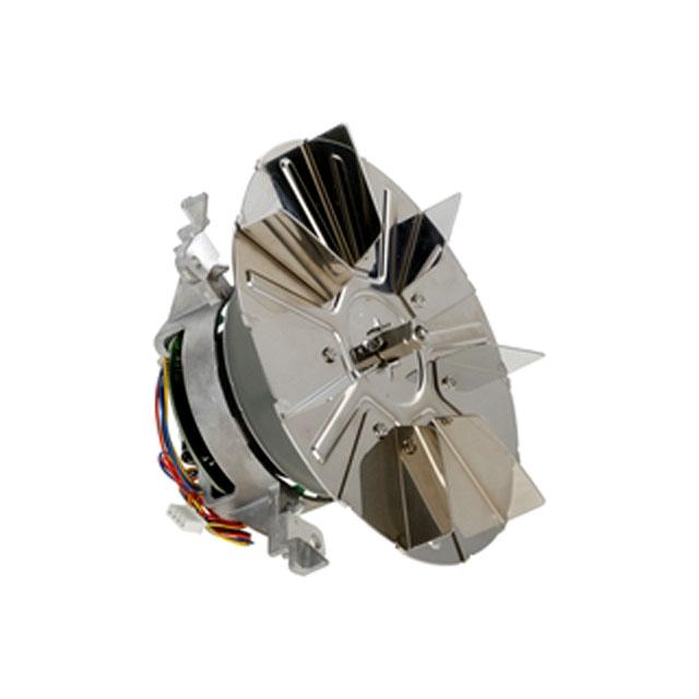 BS 12004793 - Мотор вентилятора духовки к плитам, варочным поверхностям, духовым шкафам Bosch, Siemens, Neff, Gaggenau (Бош, Сименс, Гагенау, Нефф)