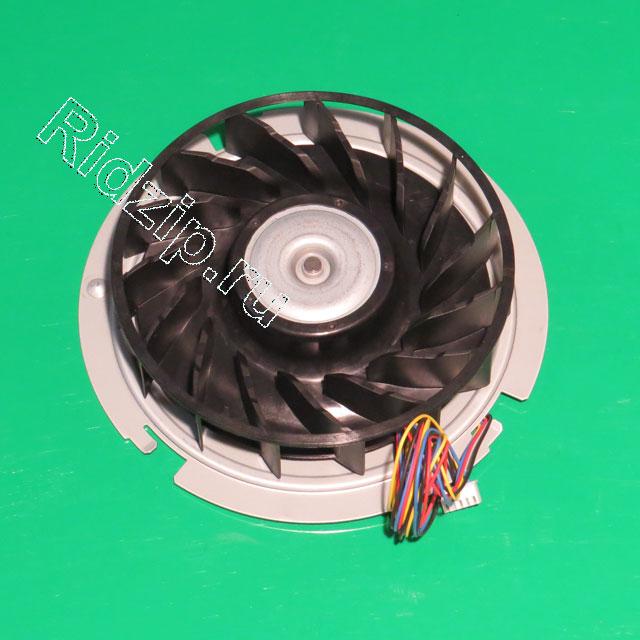 BS 12004794 - Мотор вентилятора духовки с крыльчаткой к плитам, варочным поверхностям, духовым шкафам Bosch, Siemens, Neff, Gaggenau (Бош, Сименс, Гагенау, Нефф)