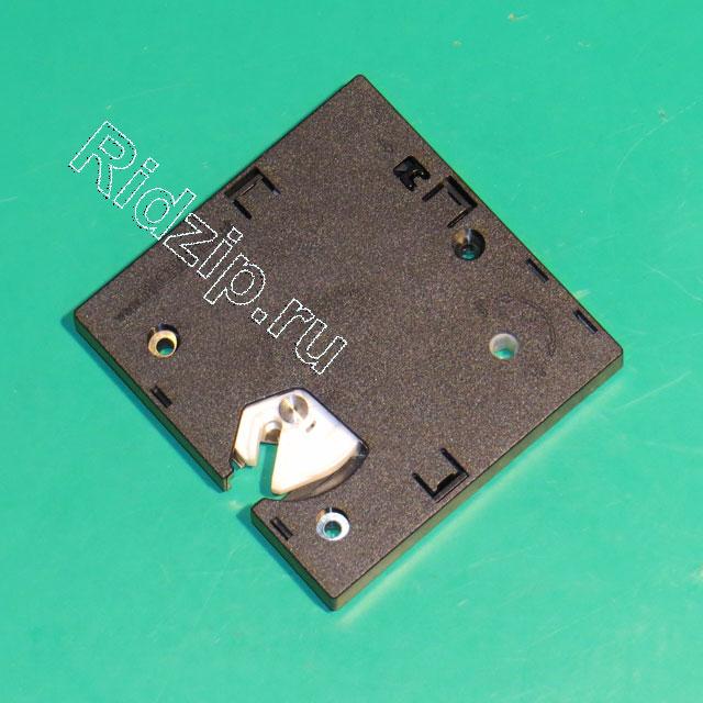 BS 12005605 - Механический замок( в короб  КФВ) к шкафам для подогрева посуды Bosch, Siemens, Neff, Gaggenau (Бош, Сименс, Гагенау, Нефф)