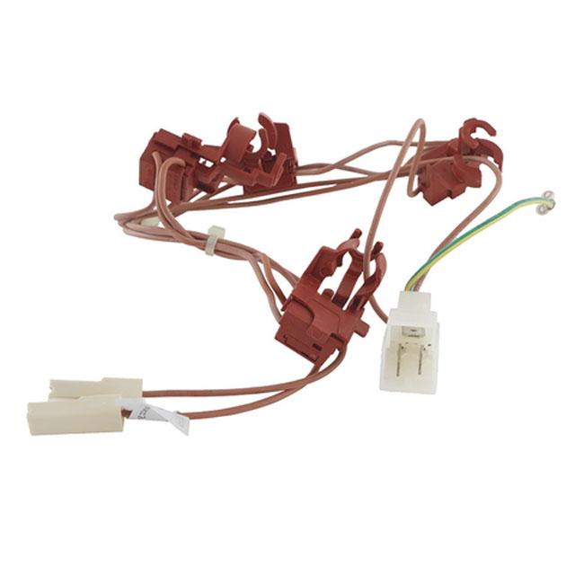 BS 12005620 - Включатель поджига к плитам, варочным поверхностям, духовым шкафам Bosch, Siemens, Neff, Gaggenau (Бош, Сименс, Гагенау, Нефф)