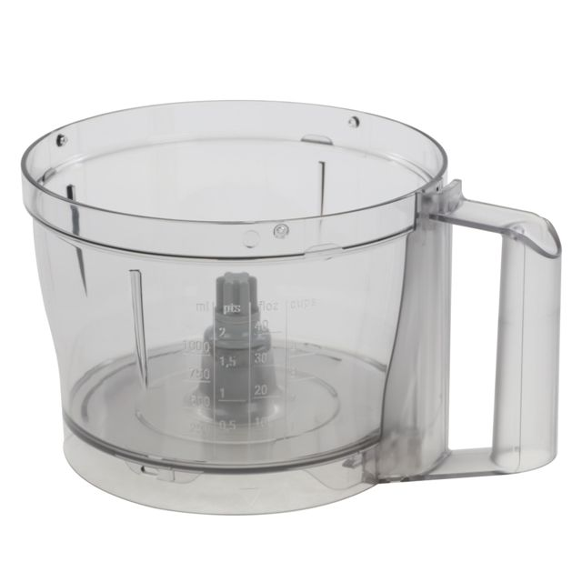 BS 12007659 - Смесительная чаша, с ручкой, без крышки к кухонным комбайнам Bosch, Siemens, Neff, Gaggenau (Бош, Сименс, Гагенау, Нефф)
