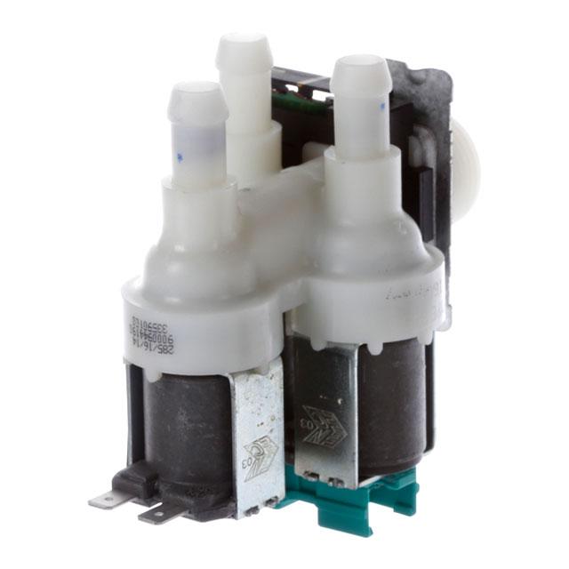 BS 12010480 - Трехходовой клапан к пароваркам Bosch, Siemens, Neff, Gaggenau (Бош, Сименс, Гагенау, Нефф)