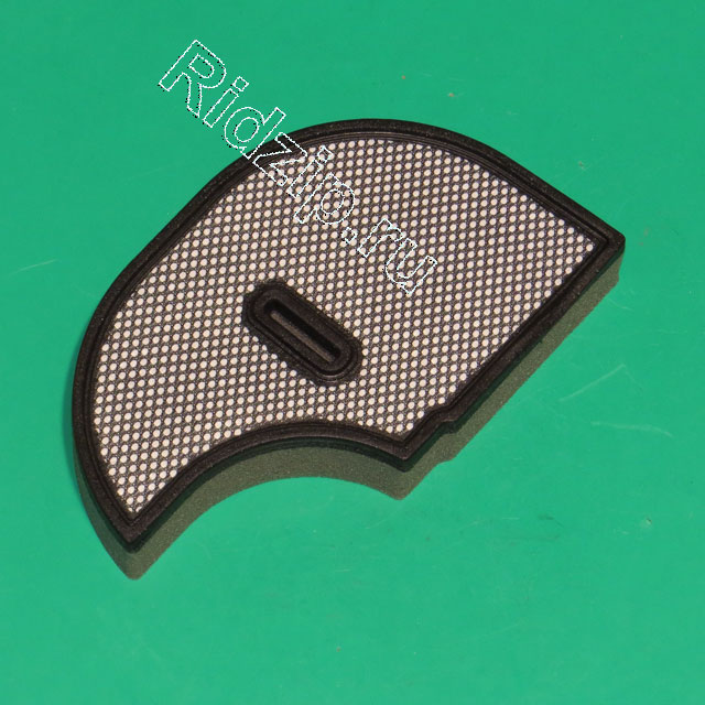 BS 12011396 - BS 12011396  Фильтр из пенистого материала к пылесосам Bosch, Siemens, Neff, Gaggenau (Бош, Сименс, Гагенау, Нефф)