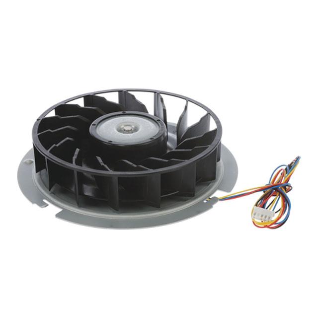 BS 12012712 - Мотор вентилятора духовки к плитам, варочным поверхностям, духовым шкафам Bosch, Siemens, Neff, Gaggenau (Бош, Сименс, Гагенау, Нефф)