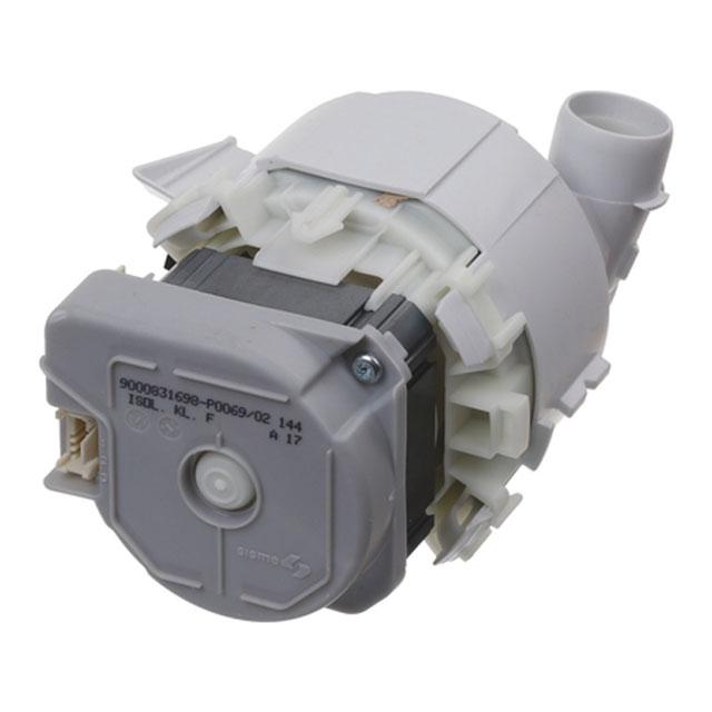 BS 12018332 - Помпа + нагреватель к посудомоечным машинам Bosch, Siemens, Neff, Gaggenau (Бош, Сименс, Гагенау, Нефф)