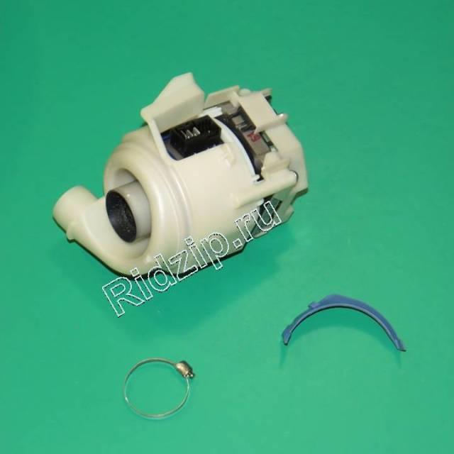 BS 12019637 - Нагревательный элемент ( ТЭН ) + Насос рециркуляционный ( помпа ) к посудомоечным машинам Bosch, Siemens, Neff, Gaggenau (Бош, Сименс, Гагенау, Нефф)