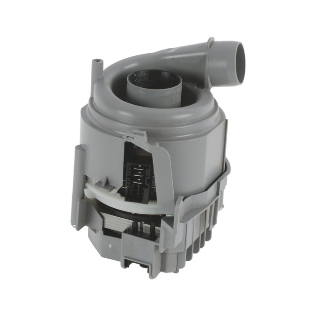BS 12019962 - Помпа+Нагреватель к посудомоечным машинам Bosch, Siemens, Neff, Gaggenau (Бош, Сименс, Гагенау, Нефф)