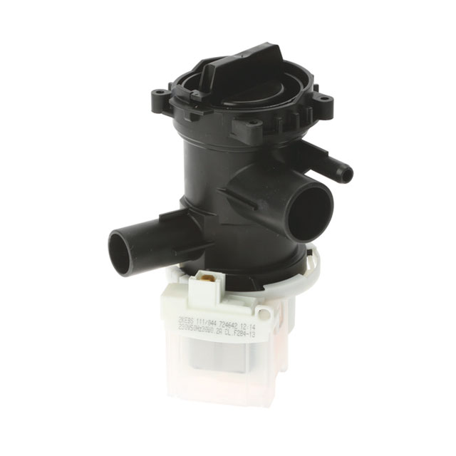 BS 145428 - Щелочная помпа (насос)  к стиральным машинам Bosch, Siemens, Neff, Gaggenau (Бош, Сименс, Гагенау, Нефф)