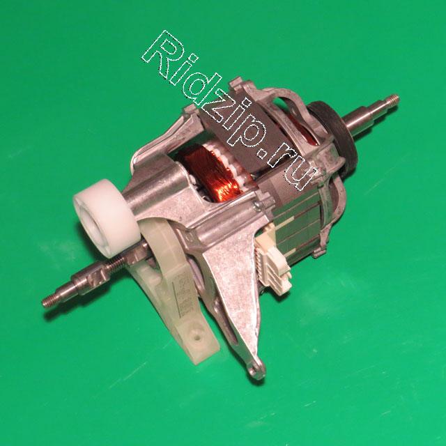 BS 145453 - Мотор с натяжным роликом к сушильным шкафам Bosch, Siemens, Neff, Gaggenau (Бош, Сименс, Гагенау, Нефф)