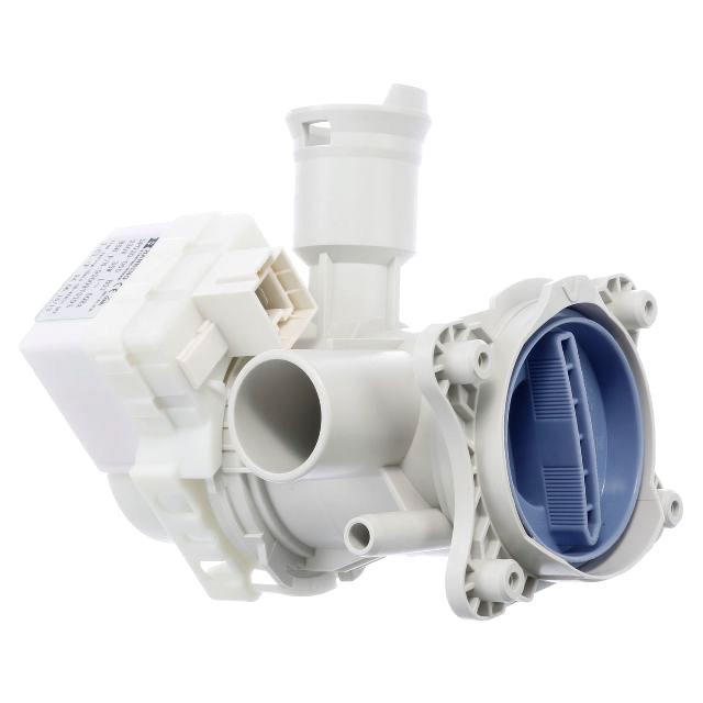 BS 145755 - Насос (помпа слива воды)  к стиральным машинам Bosch, Siemens, Neff, Gaggenau (Бош, Сименс, Гагенау, Нефф)