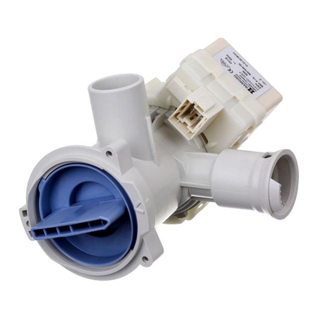 BS 145906 - Щелочная помпа (насос)  к стиральным машинам Bosch, Siemens, Neff, Gaggenau (Бош, Сименс, Гагенау, Нефф)